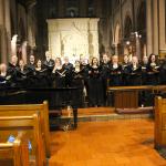 Brahms Requiem Rehearsal