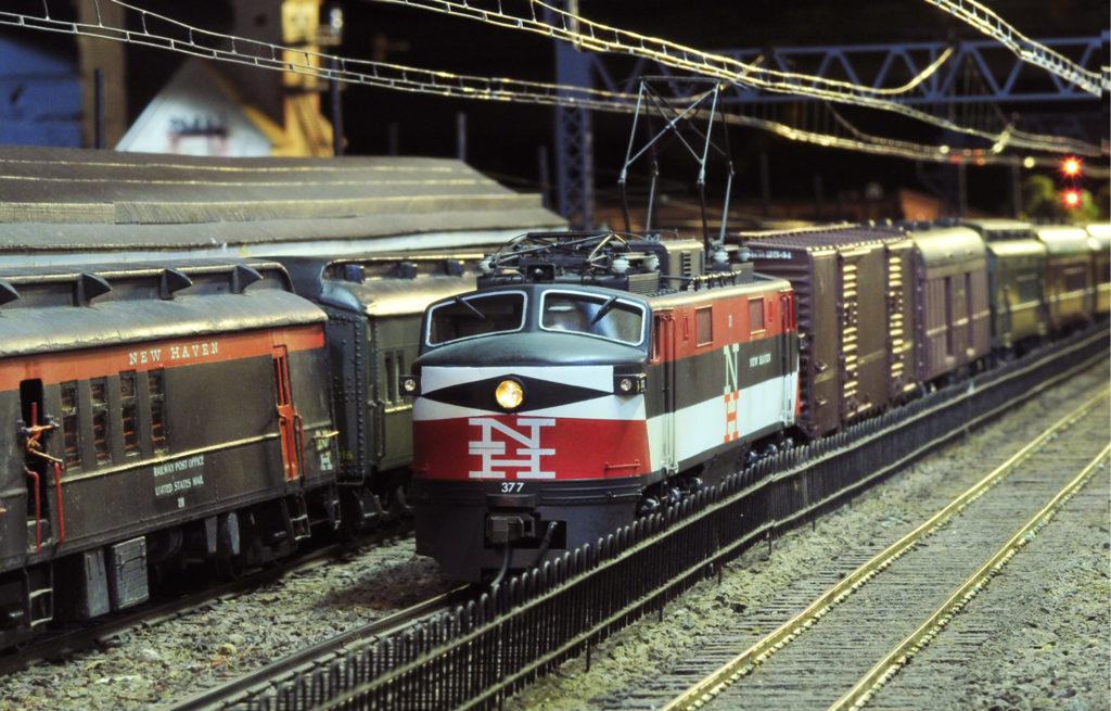 Stamford Model Railroad Club