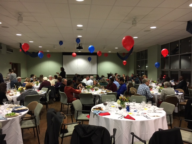 Fundraising Dinners for Haiti