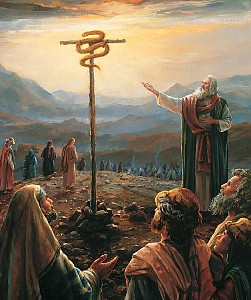 Snake on a Stick, Jesus on the Cross – March 11, 2018