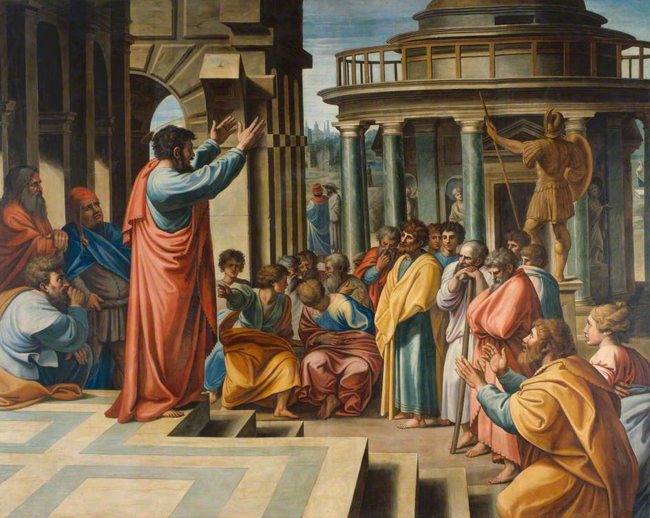 Sixth Sunday of Easter – May 17, 2020