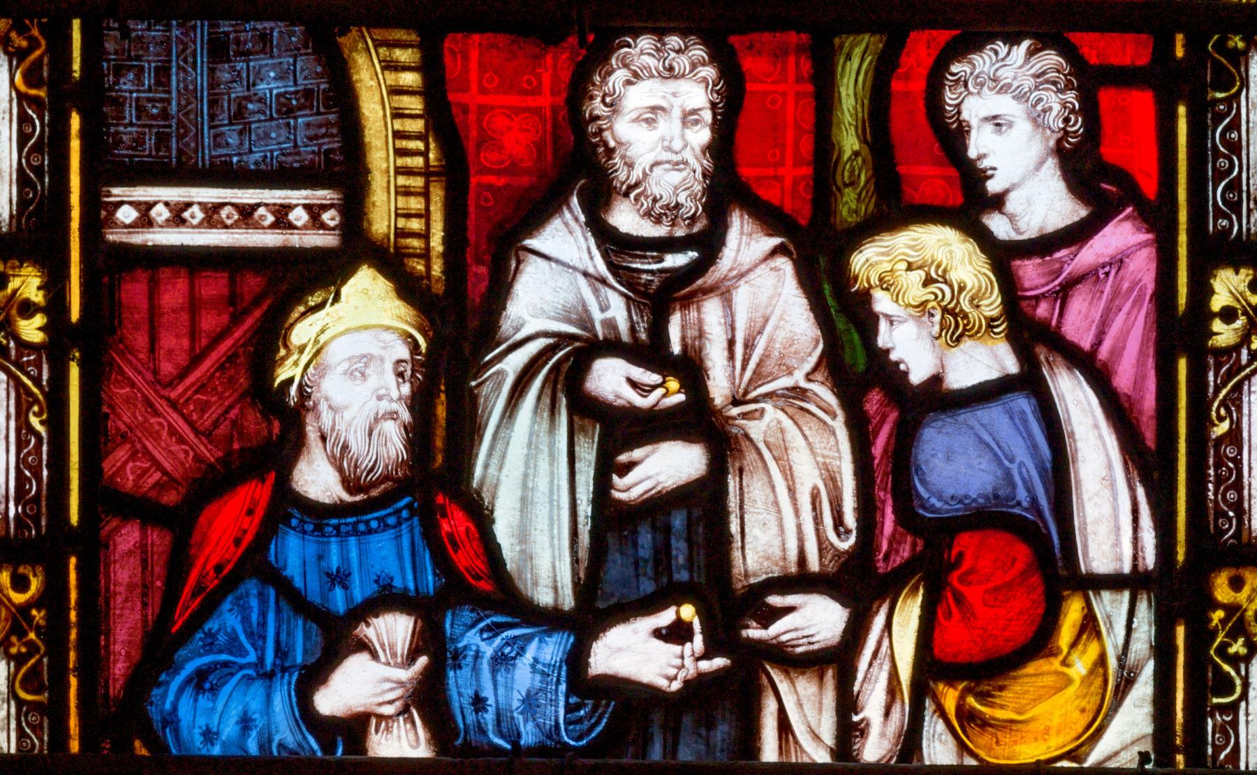 Twenty-Fourth Sunday After Pentecost – November 15, 2020