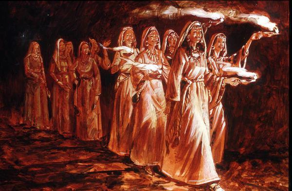 Twenty-Third Sunday After Pentecost – November 8, 2020