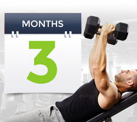 3 Month Gym Membership