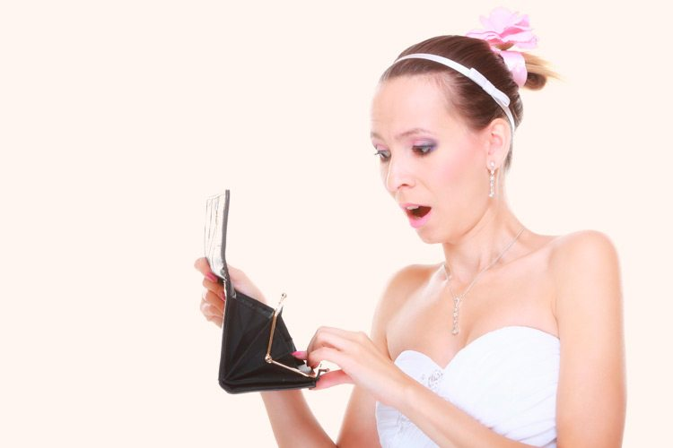 Cost of Wedding – How Much is Too Much For Your Big Day
