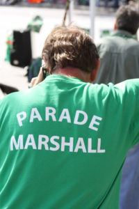 Parade Marshall Photo