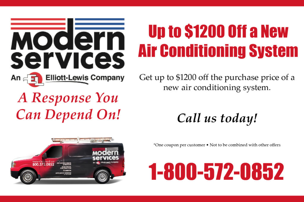 Up to $1200 Off a New Air Conditioning System