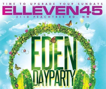 DEJA VU Day Party Elleven45