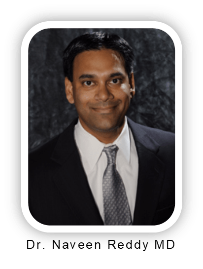 Dr. Naveen Reddy Apex Pain Specialists Reviews