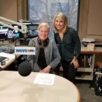 Kristyn Peck on The WGVU Morning Show with Shelley Irwin
