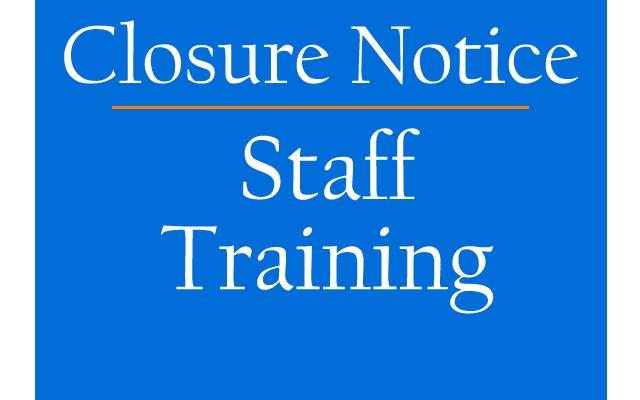 TDC Closure_banner staff