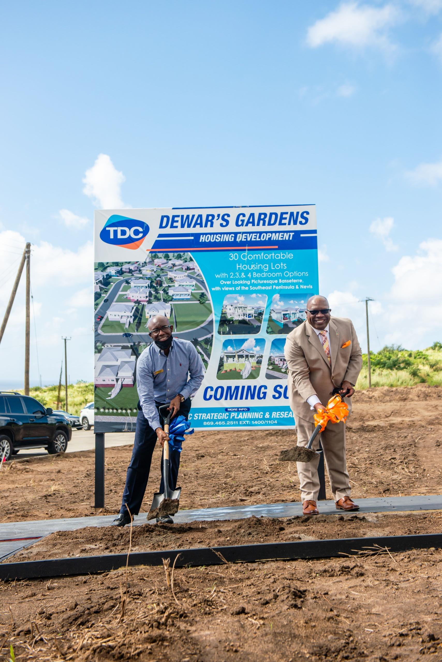 TDC embarks on new Real Estate Development Project at Dewars Estate