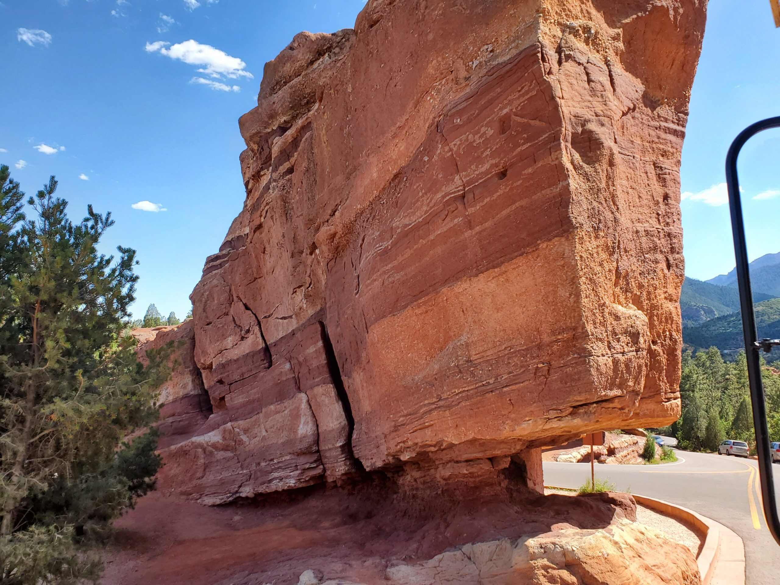 Rock Formations at Garden of the Gods Park