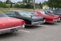 a row of 65-66-67 GP's