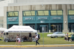 Co-vention 2009 Displays in front of Nutter Center