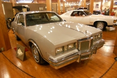 Tim's 79 GP in the Pontiac Museum