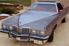 Mark & Kay Pataluch Rolling Praire, IN 77 LJ, Survivor, Cal Emissions, 403 Olds engine, Two Tone Paint, Power Sun Roof,