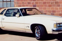 Ron Michael Akron ,OH 76 SJ, 400, P/S, P/Seats, P/W, P/Locks, Climate Control, Tach, Gauges, Rally II Wheels,