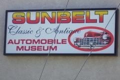 another car museum Las Vegas
