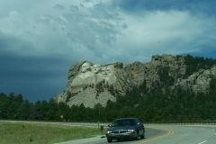 We have to check out Mount Rushmore