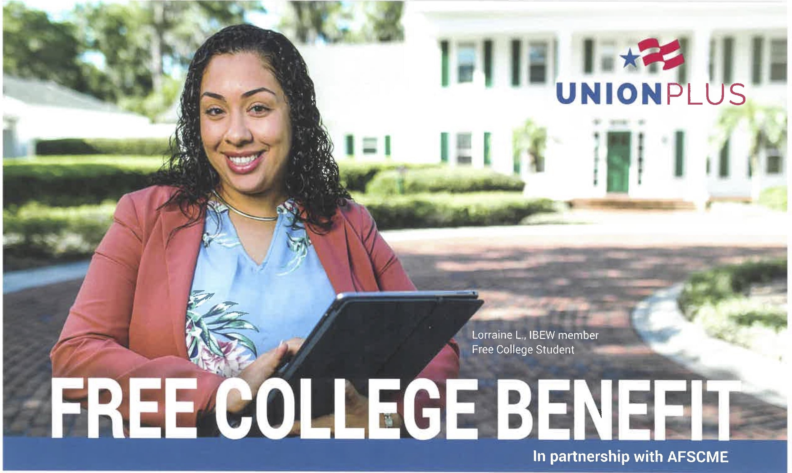 AFSCME Free College Benefit