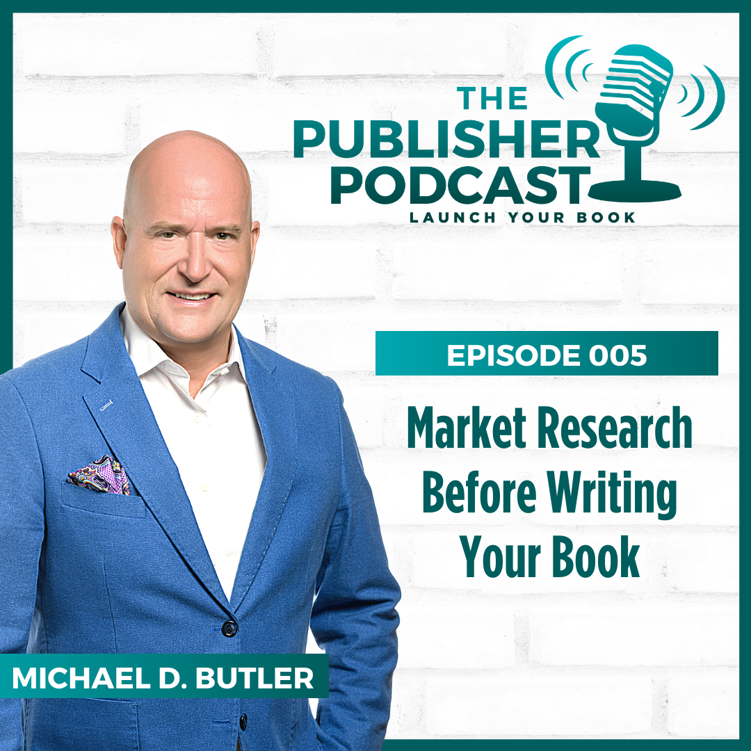 Market Research Before Writing Your Book