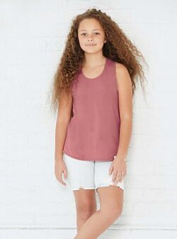 youth girls tank top