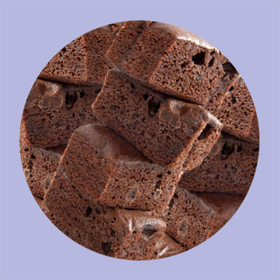 Topper's Craft Creamery Brownie Bites