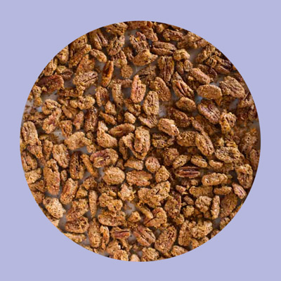 Topper's Craft Creamery Candied Pecans