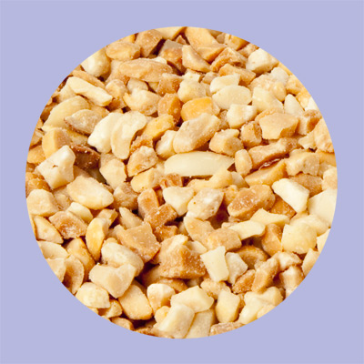 Topper's Craft Creamery Chopped Peanut Topping
