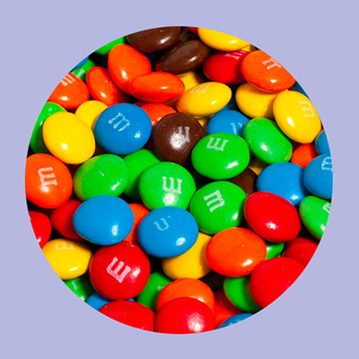 M&Ms Topper's Craft Creamery