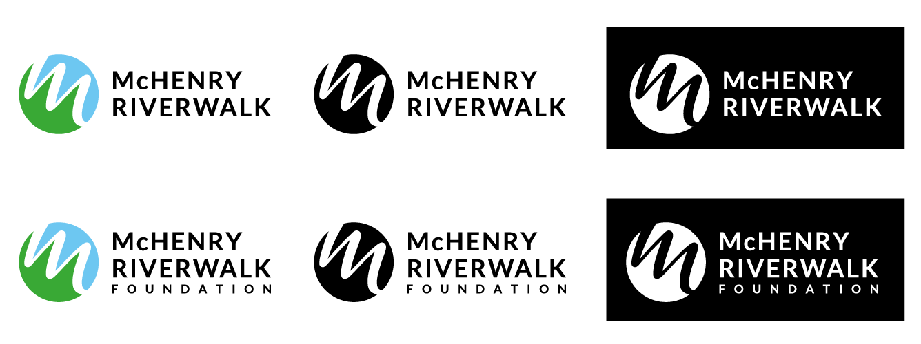 McHenry Riverwalk Foundation logo