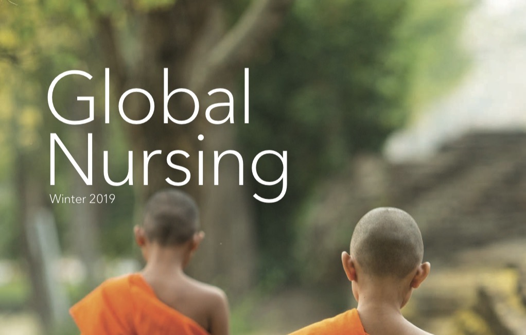 Global Nursing cover