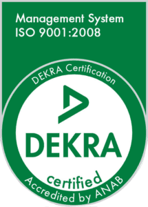 ISO DEKRA Certification