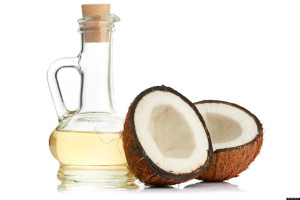 Coconut Oil - healthy fat