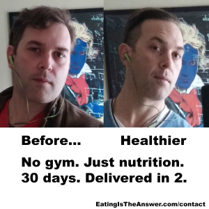 Before...Healthier