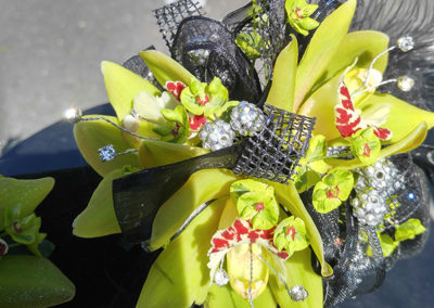 Prom Corsage Design by The Flower Diva
