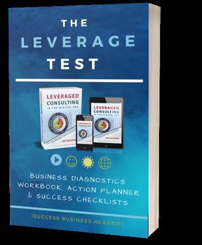 The Leverage Test business diagnostics workbook