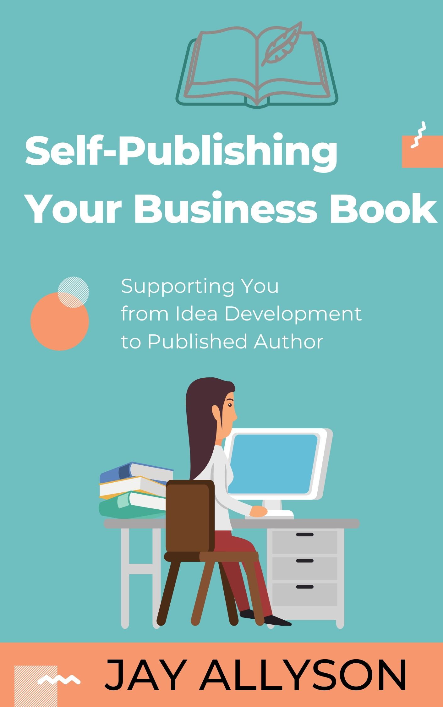 self publishing guide for business books