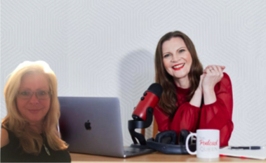 leveraging your voice to get visible and build an audience anna parker-naples podcast interview