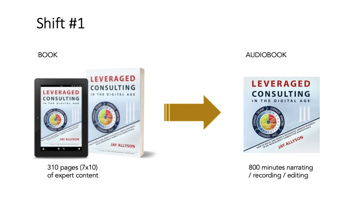 leveraged consulting in the digital age audiobook edition