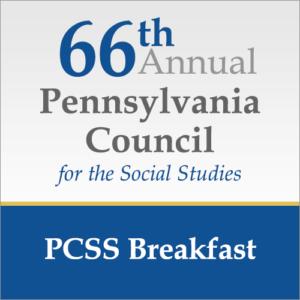 PCSS Breakfast