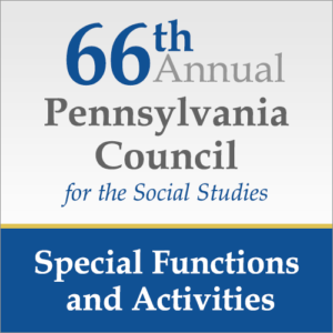 Special Conference Functions and Activities