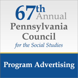 67th Annual Conference Program Advertising