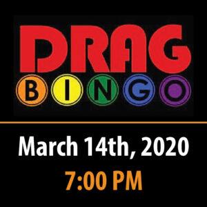 Drag Bingo Fundraiser