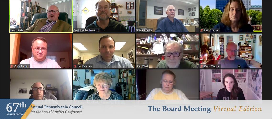 The Board Meeting 2020