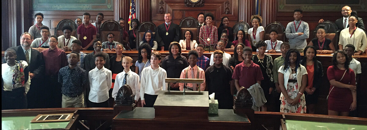 Youth Court Students