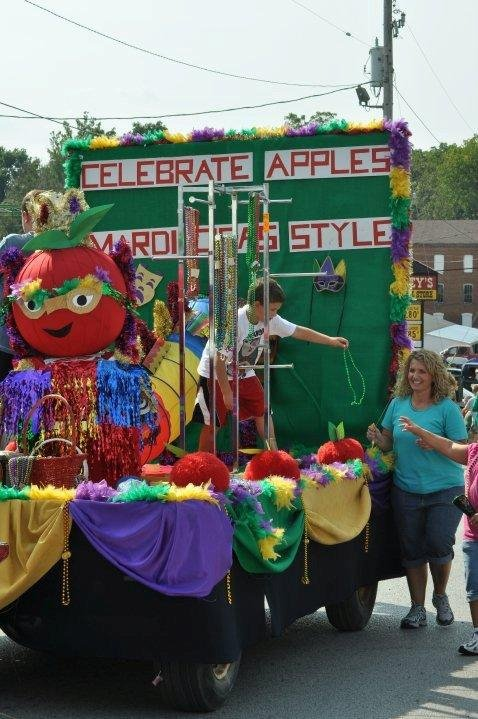 Griggsville Apple Festival Parade