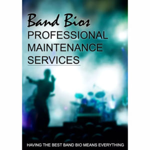 Band Bio Maintenance