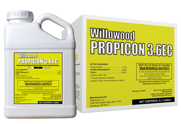 PROPICON 3.6EC Box and Jug